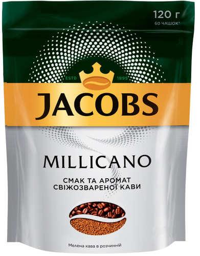 Растворимый кофе Jacobs Millicano 120 г
