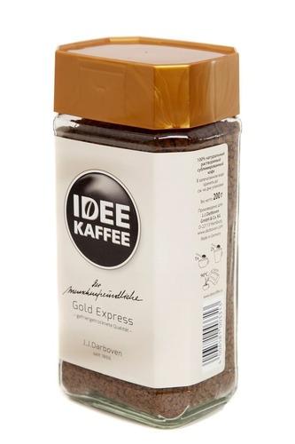 Растворимый кофе J.J. Darboven Idee Kaffee стекло 100 г