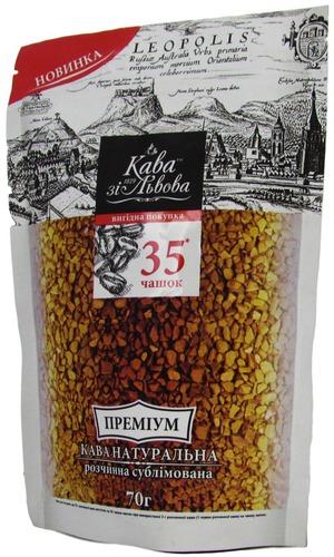 Растворимый Кава зі Львова Преміум 70 г