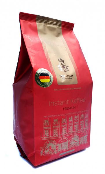 Растворимый кофе Mr.Rich Instant Kaffee Premium 100 г Розница