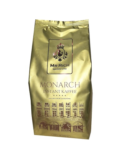 Растворимый кофе Mr.Rich Monarch 500 г
