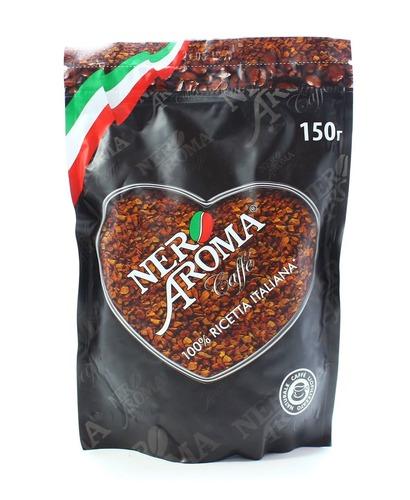 Растворимый кофе Nero Aroma 100% Ricetta Italiana 150 г