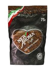 Растворимый кофе Nero Aroma 100% Ricetta Italiana 75 г