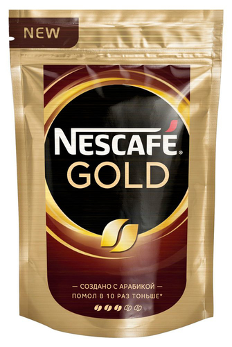 Растворимый кофе Nescafe Gold 280 г