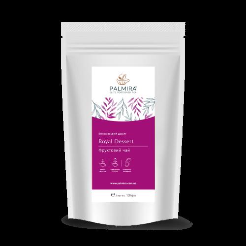 Фруктовый чай Palmira Королевский десерт 100 г
