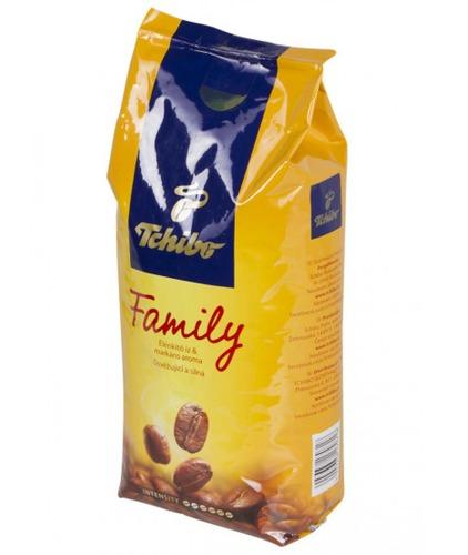 Кофе в зернах Tchibo Family 1 кг