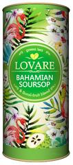 Зеленый чай Lovare Багамский саусеп 80 г
