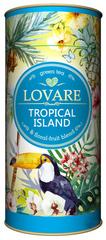 Зеленый чай Lovare Тропический остров 80 г