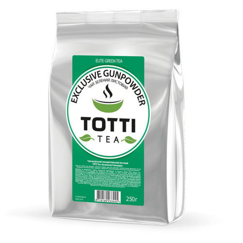 Зеленый чай Totti Exclusive Gunpowder 250 г