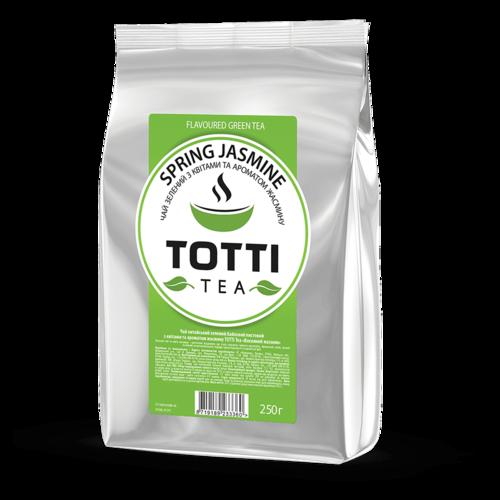 Зеленый чай Totti Spring Jasmine 250 г