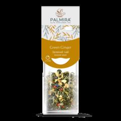 Зеленый чай Palmira Зеленый Имбирь 10 шт по 2.5 г